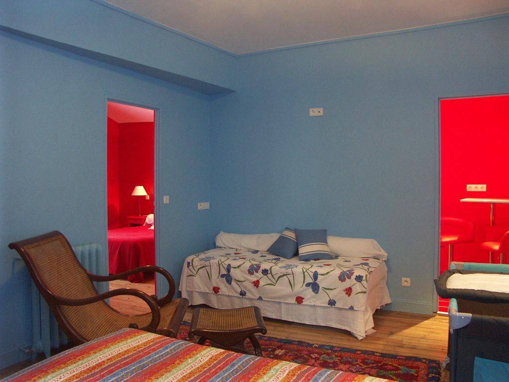 our suites h tel du palais 3 angoul me. Black Bedroom Furniture Sets. Home Design Ideas